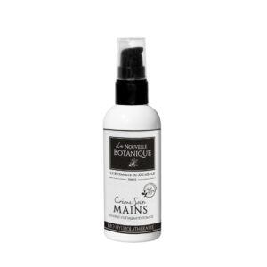 La Nouvelle Botanique_Hydrolatherapie_Cosmetique Bio_Crème Soin MAINS_synergie huiles essentielles Bio_huile végétale de Cameline_BD