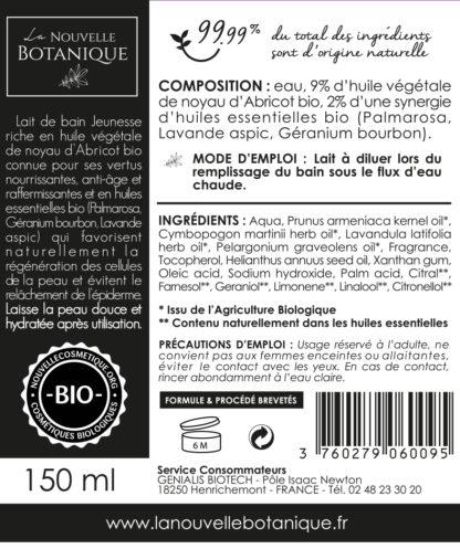 lanouvellebotanique.com/wp-content/uploads/2018/04/La-Nouvelle-Botanique_Hydrolatherapie_Cosmetique-Bio_Lait-de-bain-JEUNESSE-aux-huiles-essentielles-Bio_huile-végétale-noyau-abricot_